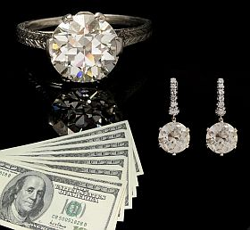 Auction Estate Jewelry in Temecula